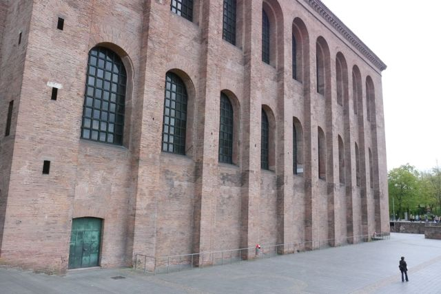 De basilica van Trier