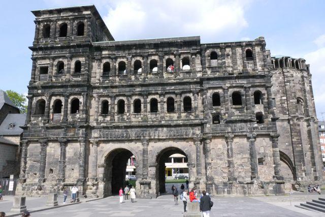 Porta Negra in Trier