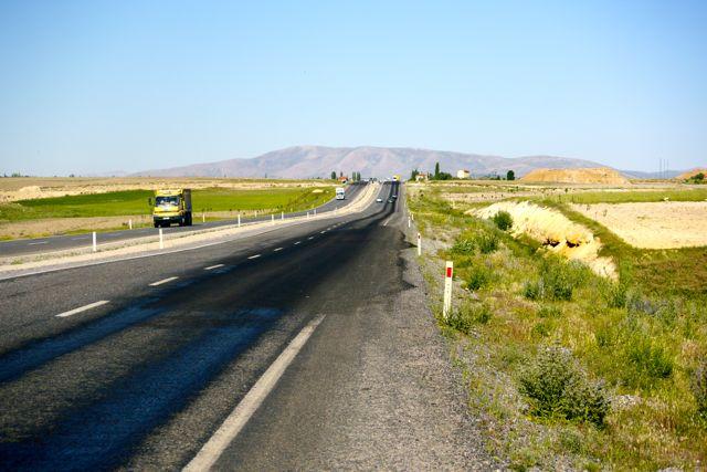Gesmolten asfalt