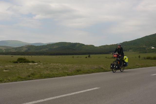 Op de weg naar Bosnië