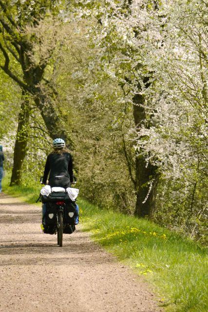 Voorjaar in Duitsland