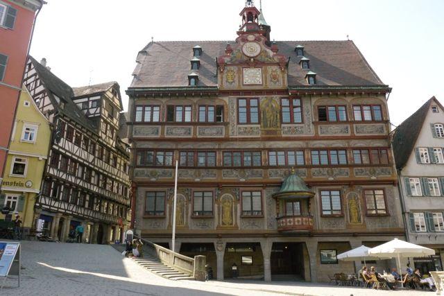 Raadhuis in Tübingen