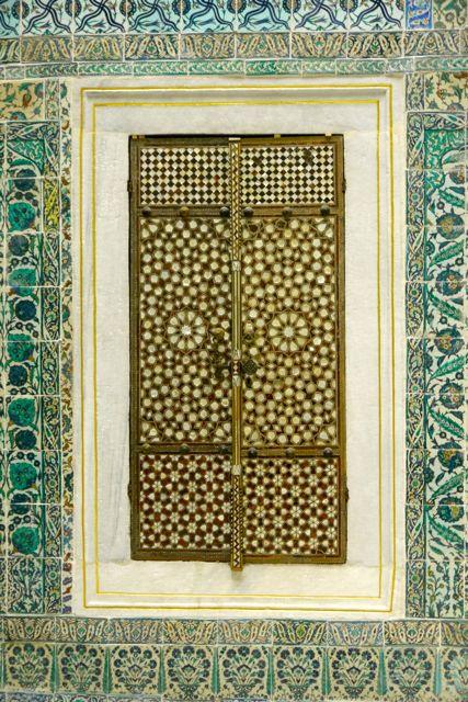 deurtjes met paarlemoer inleg