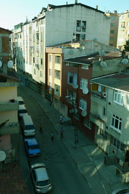 straatbeeld Istanbul