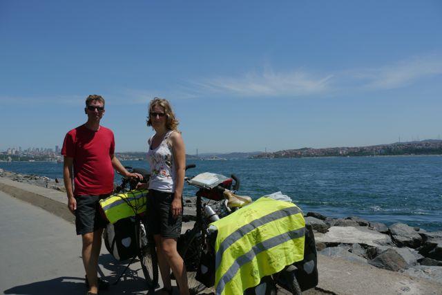 Bij de Bosporus