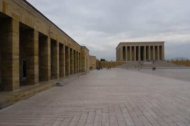 Mausoleum van Attaturk