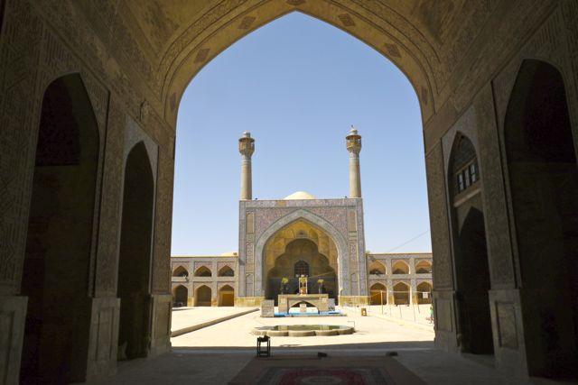 Jameh moskee