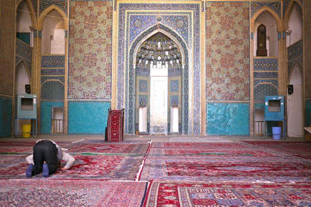 nog een moskee.