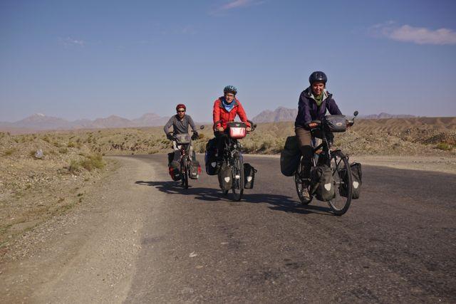 Op weg naar Kashgar