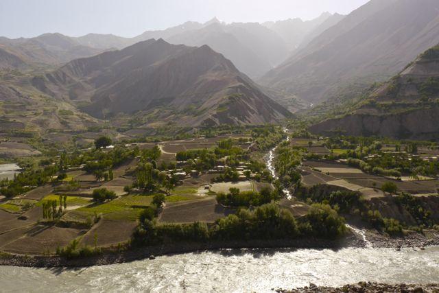 Afghaans dorpje