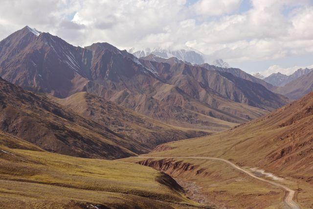 We fietsen de Pamir uit