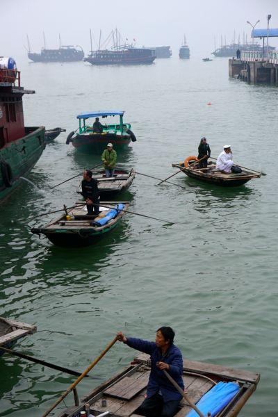Ha Long Harbor