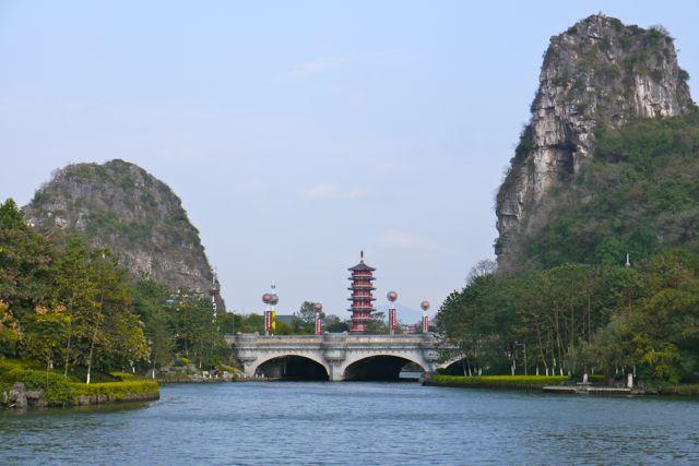 Maar toen zaten we ineens in Guilin. Hoe dat kwam? Lees het blog.