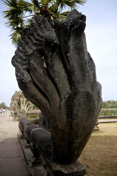 Nog een Naga (mythologische slang.)