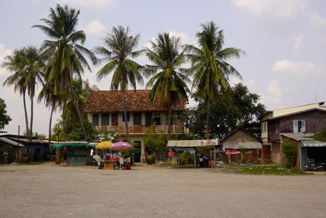 Franse villa.