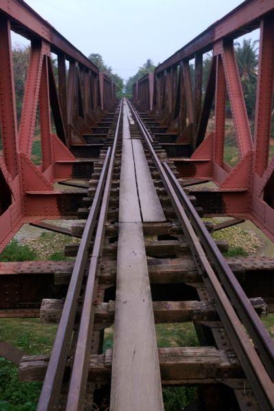 Niet langer in gebruik als spoorbrug.